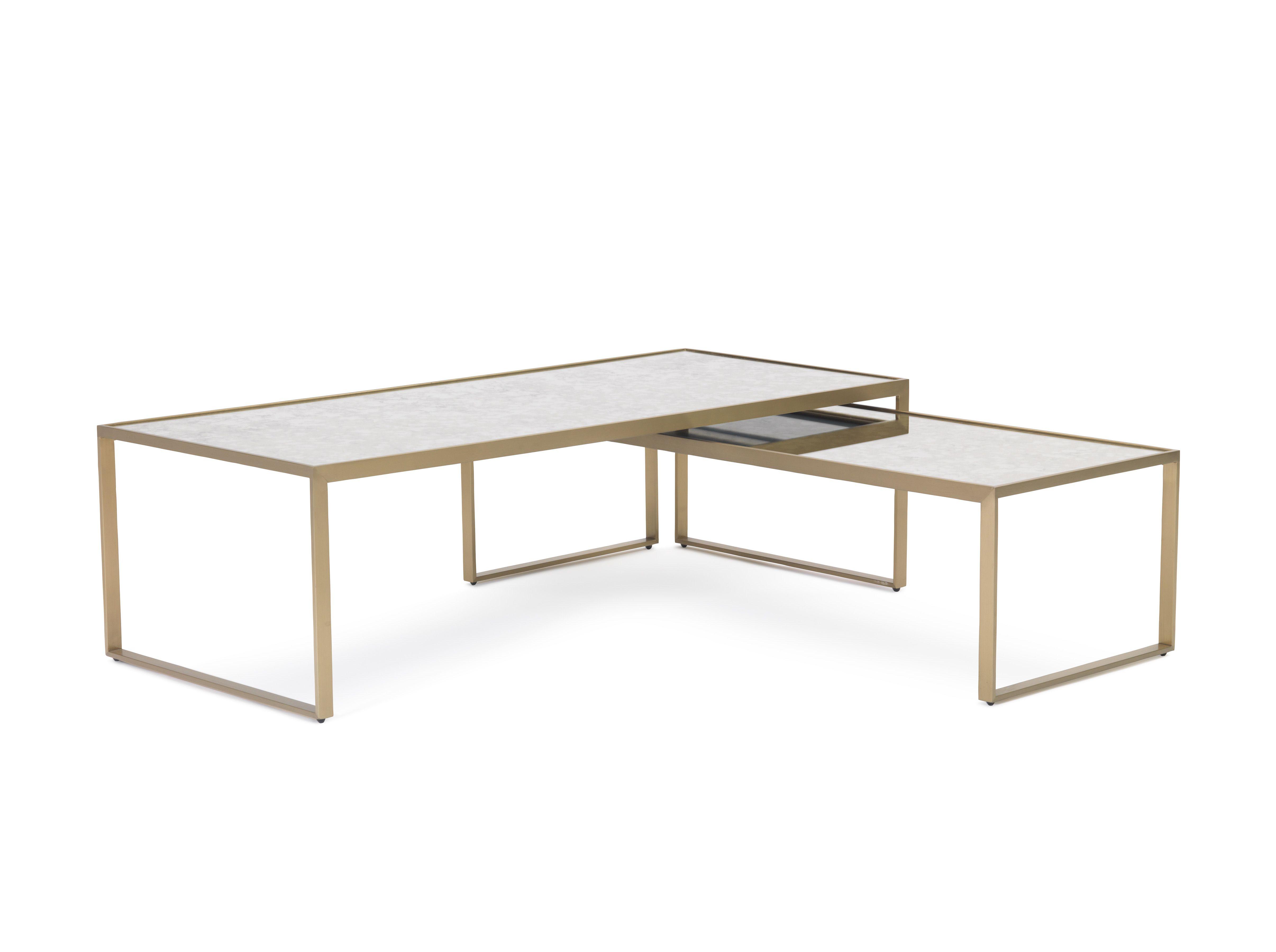Mitchell Gold Bob Williams Montréal Astor nesting coffee table