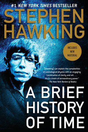 A Brief History of Time by Stephen Hawking: 9780553109535 | PenguinRandomHouse.com: Books