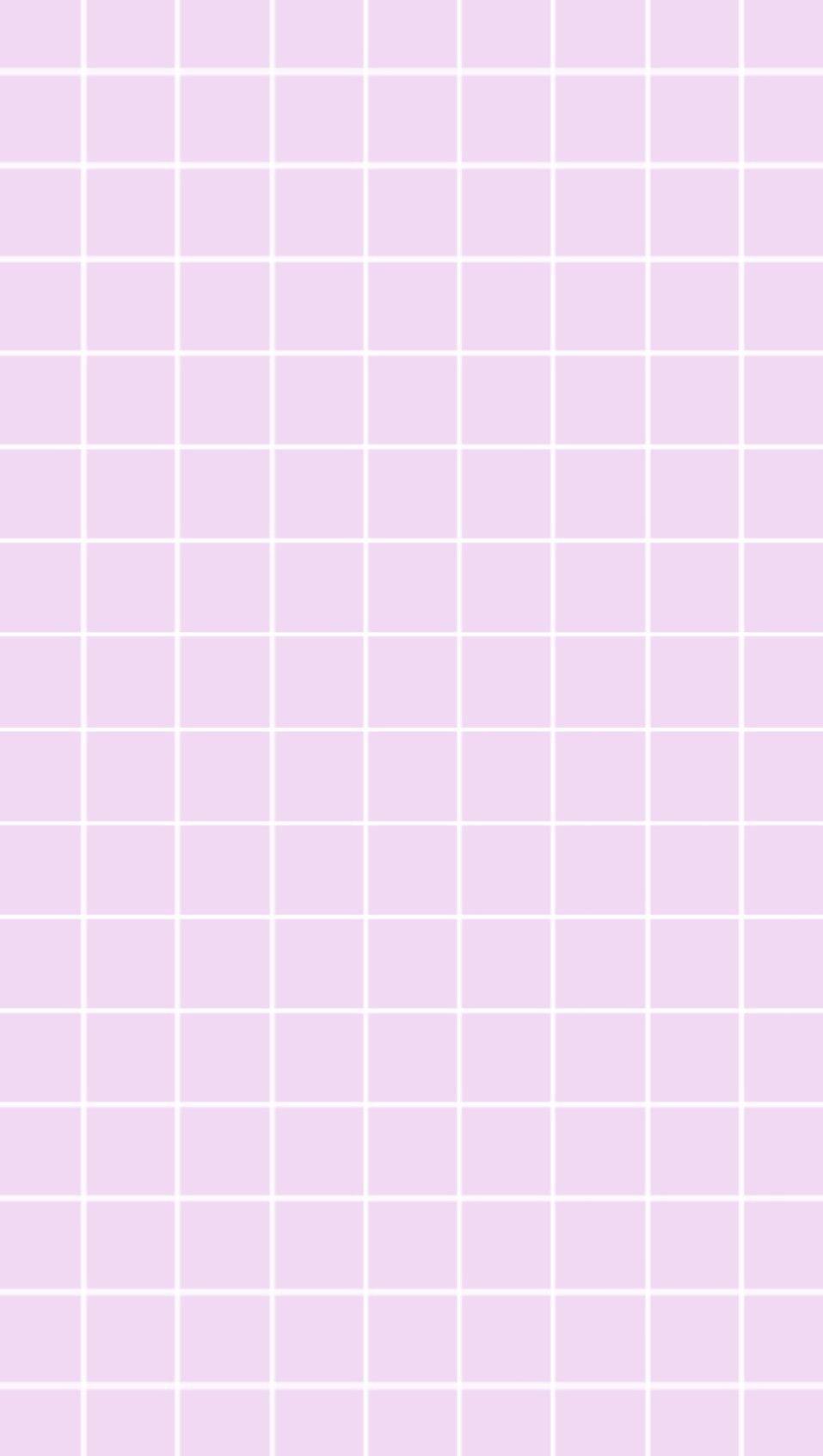 Wallpaper Background Aesthetic Locksreen Backgroundaesthetic Purple Grid Pastel Overlays Ungu Pastel Wallpaper Ponsel Kertas Dinding Aesthetic light pink grid wallpaper