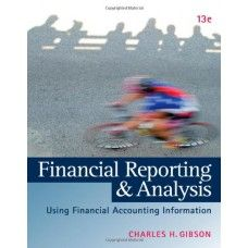 Solution Manual For Financial Reporting And Analysis 13th Financial Statement Analysis Financial Accounting Financial Statement