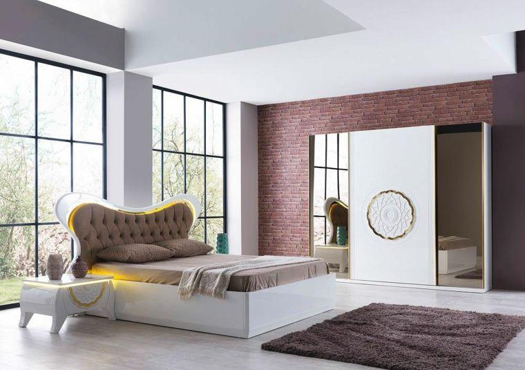 Iluminacion dormitorios modernos para el hogar with - Iluminacion dormitorio moderno ...