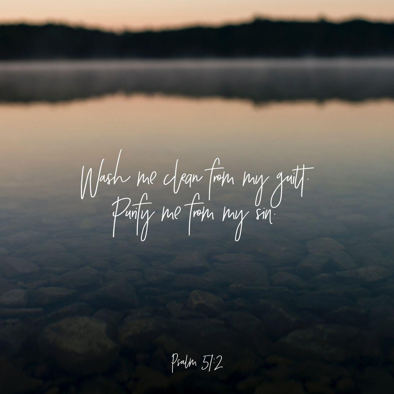 Have Mercy On Me O God Because Of Your Unfailing Love Because