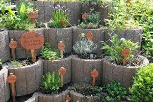 pflanzringe aus beton sind für viele gartenbesitzer auf den ersten, Garten und erstellen