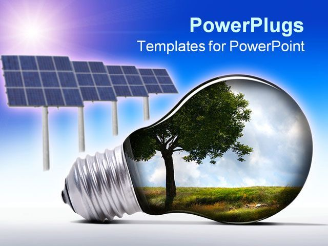 Energy Powerpoint Templates Energy Powerpoint Templates Renewable
