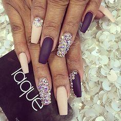 U as laqu buscar con google nails pinterest u as for Decoracion de unas con piedras swarovski