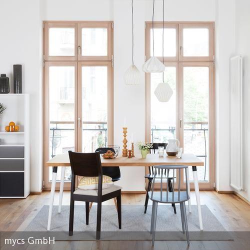 Ein Modernes Esszimmer Im Skandinavischen Stil Von Mycs