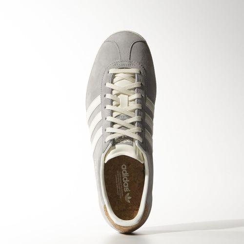 adidas gazelle grijs kurk