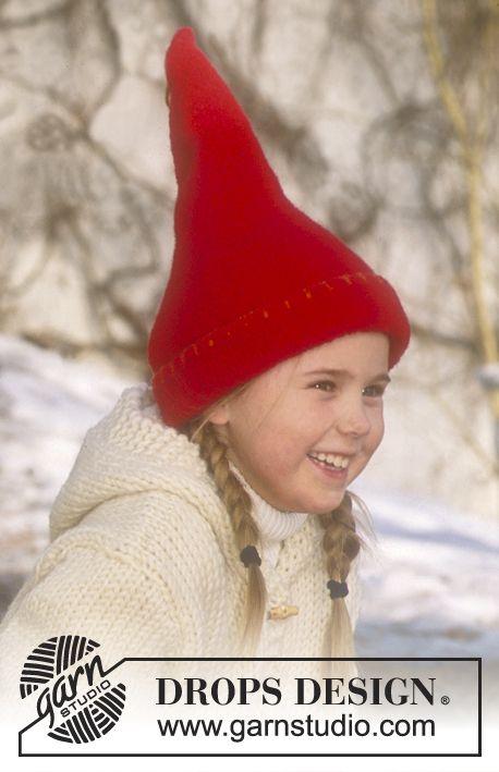 """Elf Warmers / DROPS Children 12-23 - Chaqueta DROPS en """"Eskimo ..."""