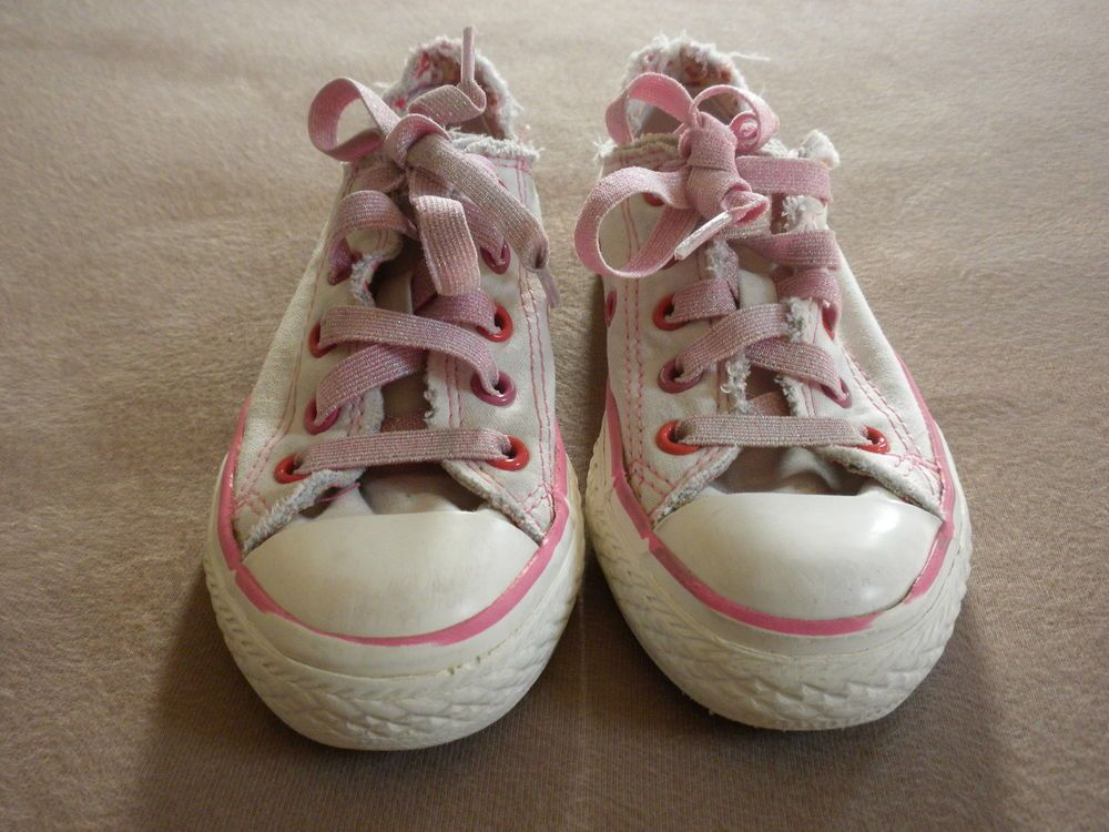 converse fille taille 27