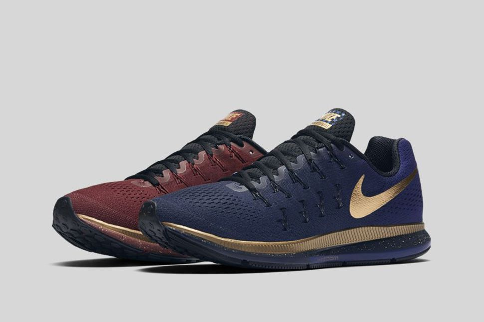 sale retailer 71e96 49edf Michael Johnson x Nike Air Zoom Pegasus 33 PE