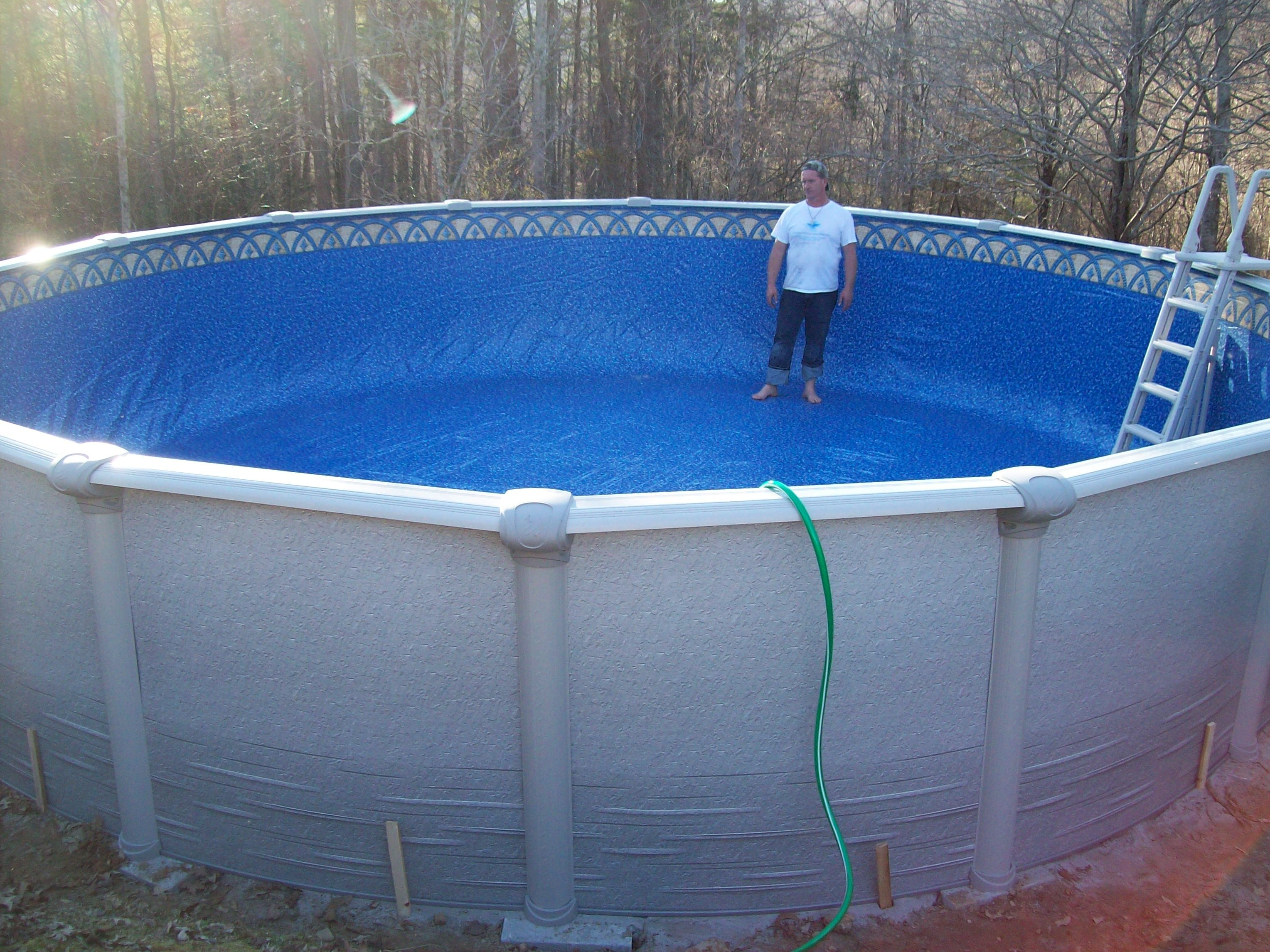 24 X 54 Quot Above Ground Pool In Norris Tn Pools Ponds