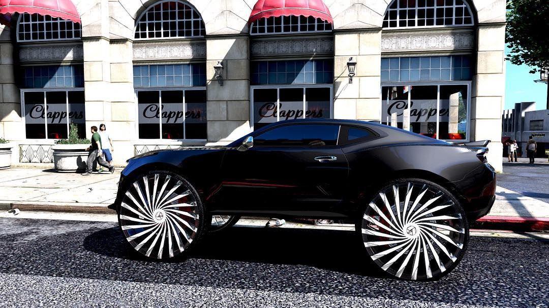 Image May Contain Car Camaro Dream Cars Darth Vader