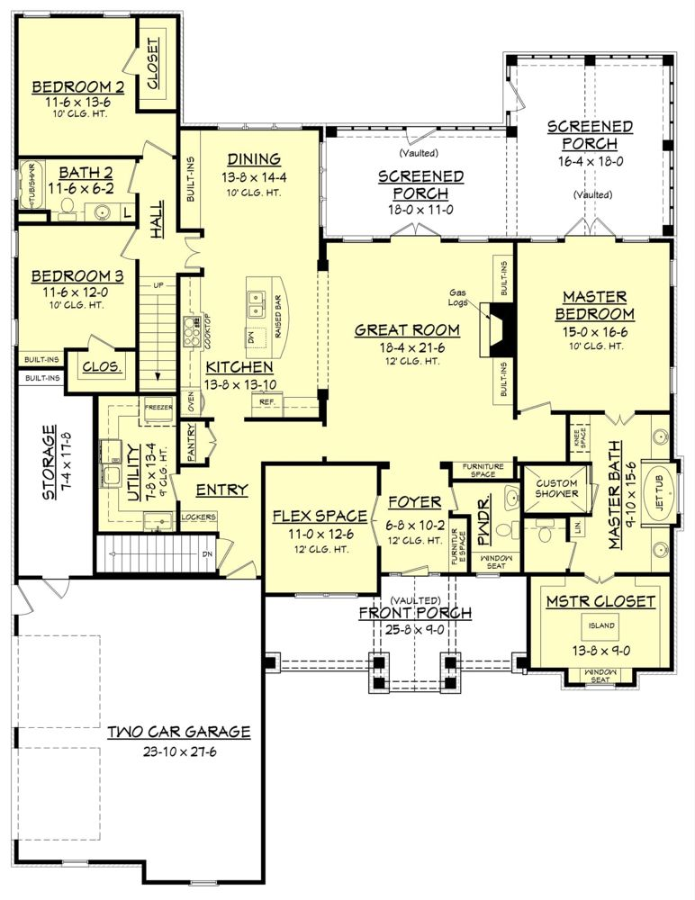 Keystone House Plan Craftsman Style House Plans Craftsman House Plans Keystone Homes