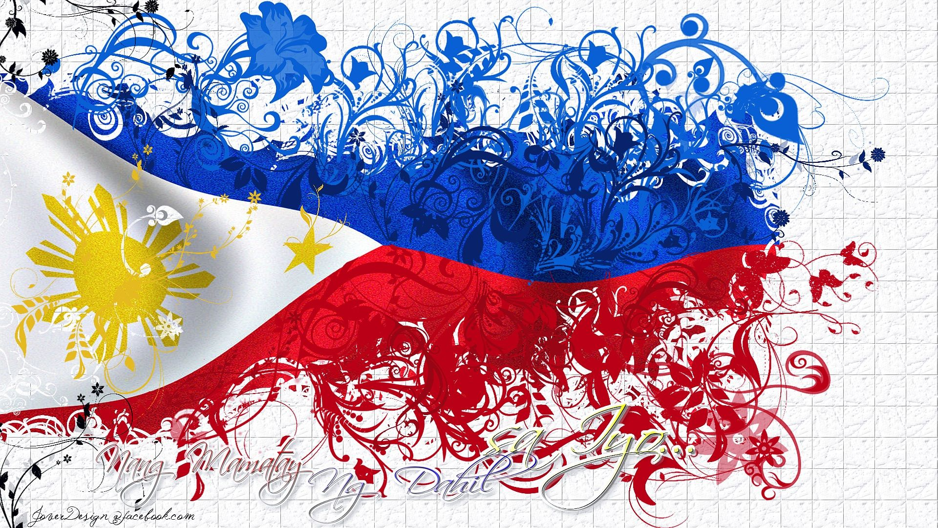 Download Free Filipino Pride Flag By Jover Hd Wallpapers For Your