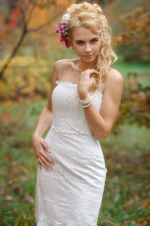 Лена! by Угрюмый on 500px   Robes romantiques et féminines ... fba4565c74d6