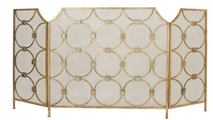 Prime 3 Panel Fireplace Screen Dream Home Metal Fireplace Interior Design Ideas Clesiryabchikinfo