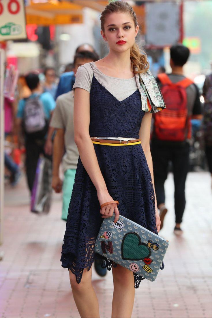 Latest lace dress styles 2018  Petala Lace Dress  Trending Outfits    Pinterest  Lace