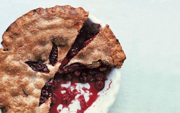 Cherry Pie: 2000s Recipes + Menus : gourmet.com
