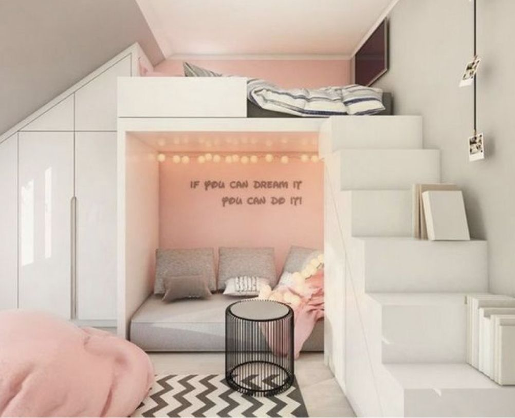 30 Chic And Modern Ideas For Your Girl Bedroom images