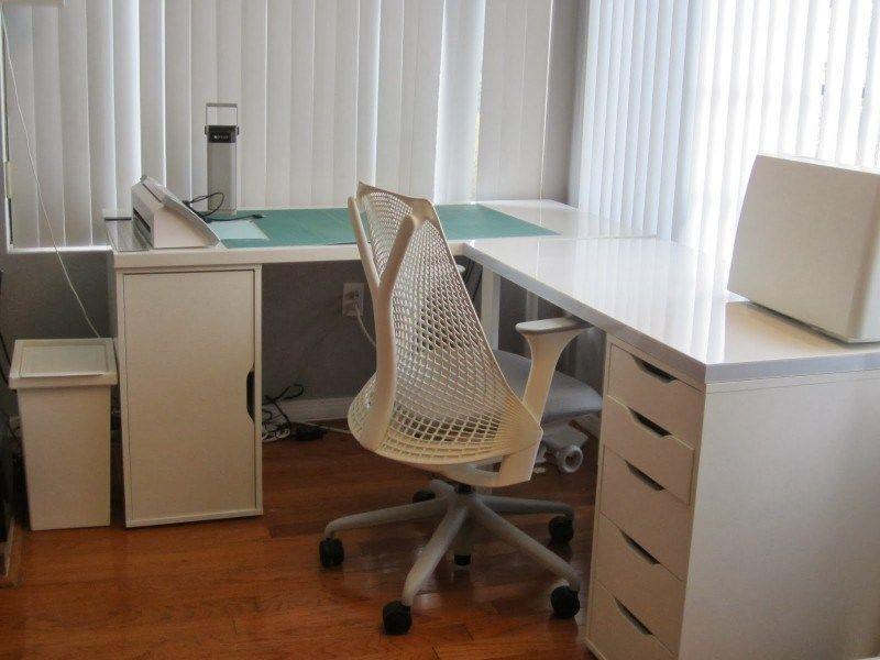 Home Office Home Office Ikea Ikea L Shaped Desk Home Office Design L Shaped Desk