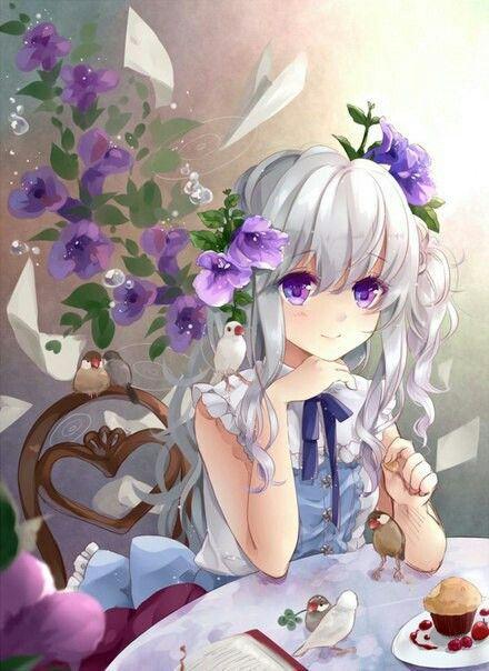 images for anime girls aime girl art Pinterest Tea parties