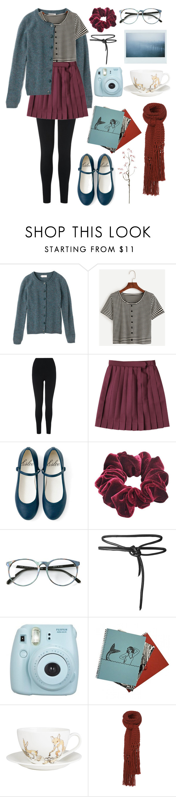 """""""Untitled #95"""" by chickensoup456 ❤ liked on Polyvore featuring Toast, L.K.Bennett, Wild Pair, Leka, Fujifilm, Mellor Ware and Crate and Barrel"""