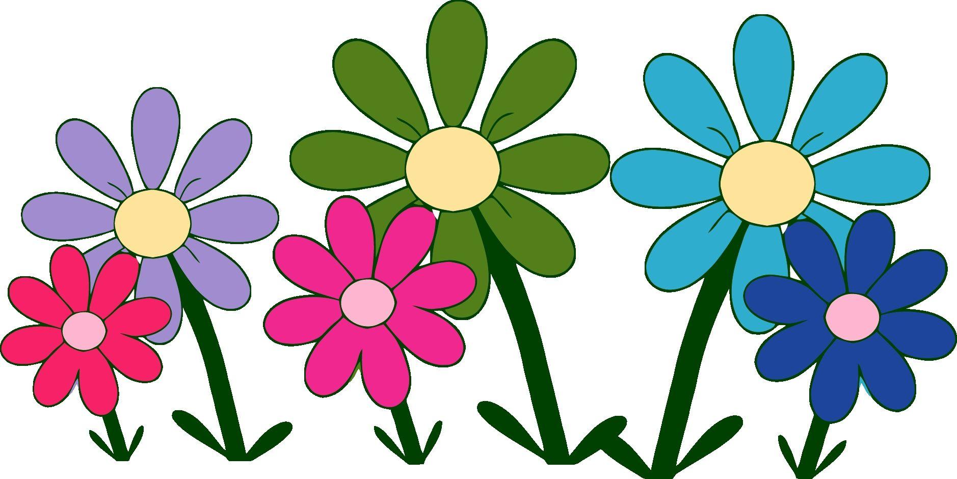 May Flowers Clipart | Flower illustration, Cartoon flowers, Flower art