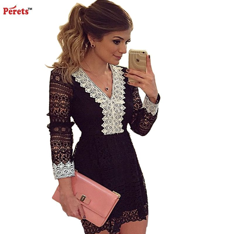 Perets women dresses new design voile and lace summer dress top fashion bodycon dress     lace tops   Pinterest. Perets women dresses new design voile and lace summer dress top