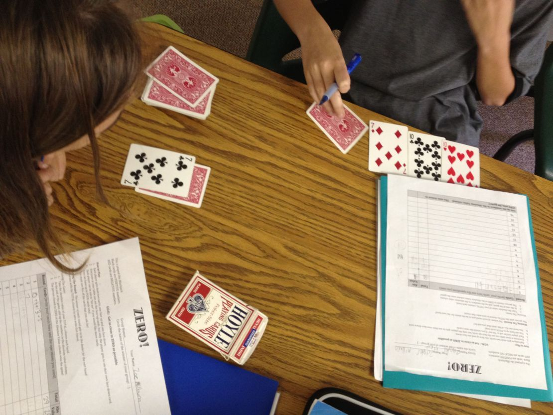 Zero! Game for Integer Operations and Absolute Value I