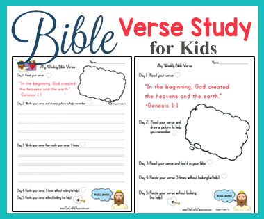 This is a photo of Nerdy Free Printable Bible Study Lessons