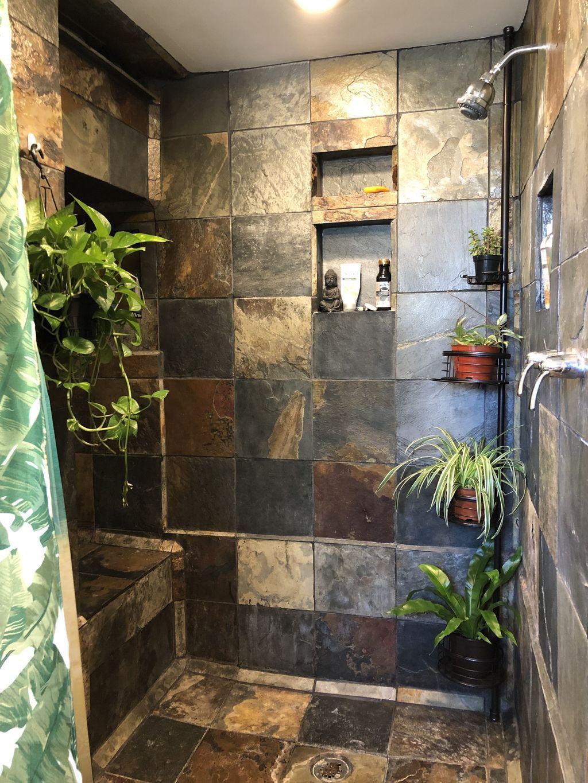 33 The Best Jungle Bathroom Decor Ideas To Get A Natural Impression Outdoor Bathroom Design Jungle Bathroom Dream Bathrooms