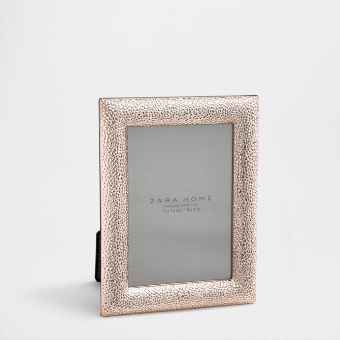 1ae54e620e44 Rose gold hammered frame - Decoration - New Collection