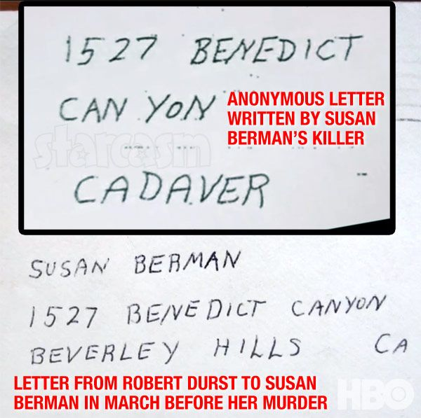 Photo Robert Durst Arrested Saturday One Day Before Hbo S The Jinx Finale Lettering Writing Letter Addressing
