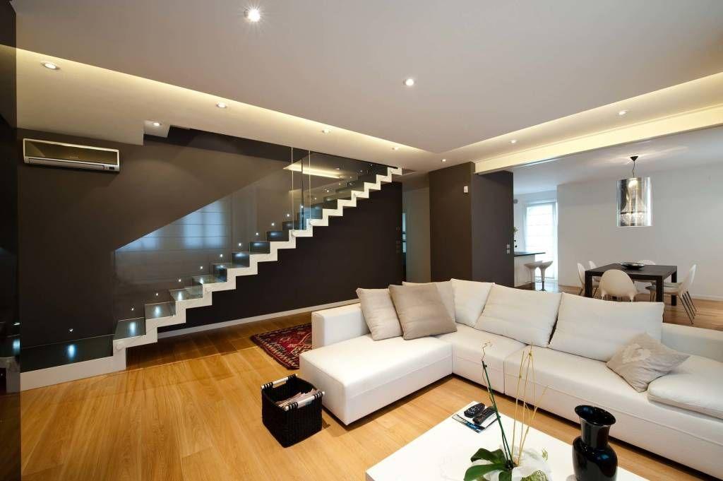 10 salas con escaleras ¡modernas y mágicas! (de 11223344556677 ...