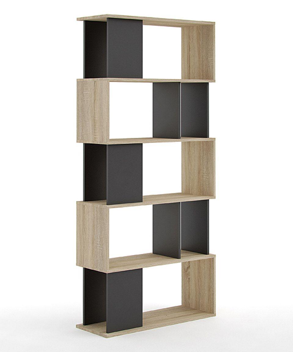Tvilum Twist Seven Shelf Bookcase By Tvilum Zulily Zulilyfinds