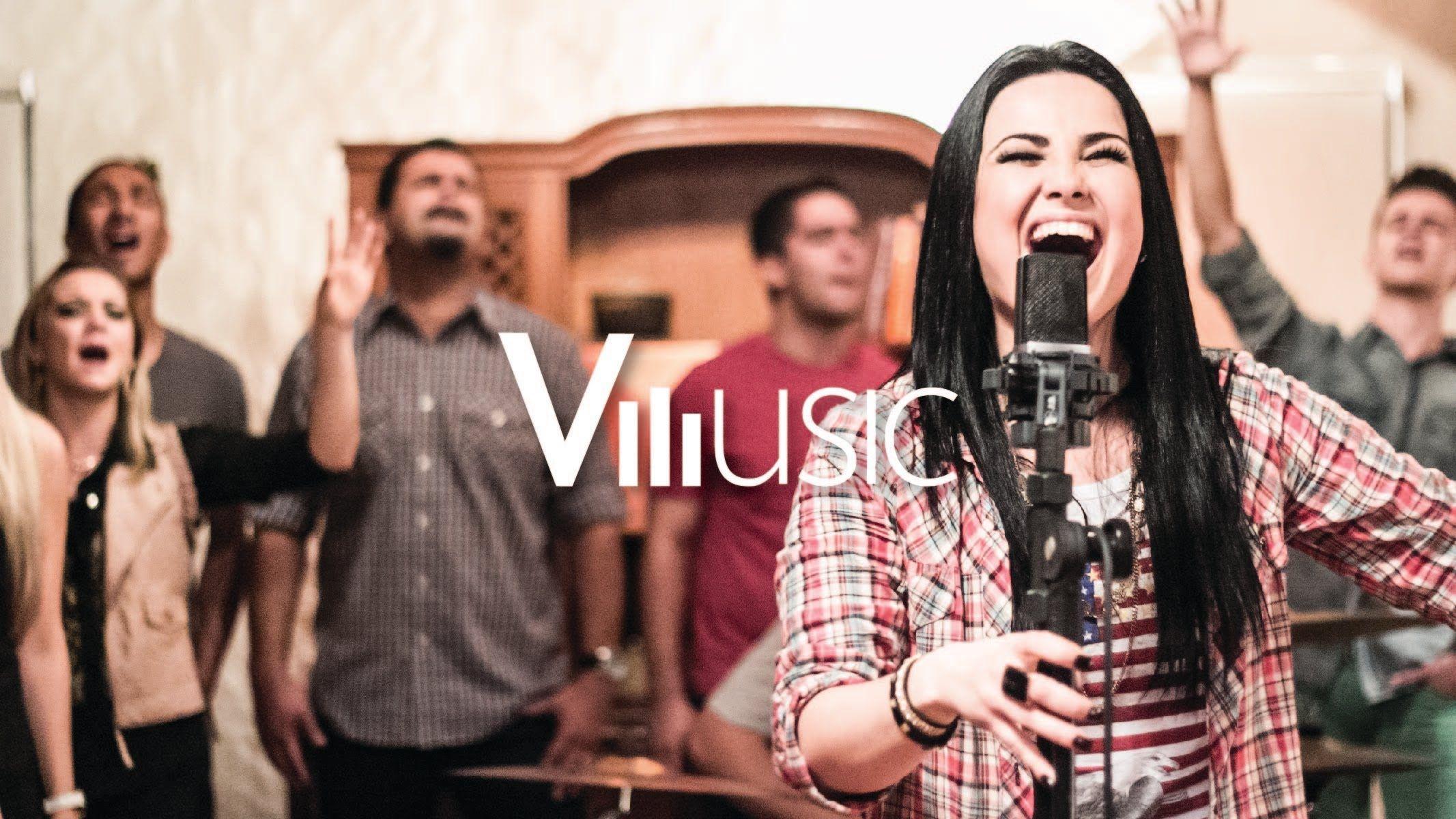 Maranata Ministerio Avivah Clipe Oficial Espaco Vmusic Com