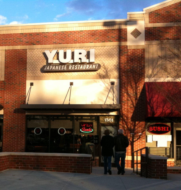 Yuri Sushi Japanese Raleigh Durham Restaurants Bars In 2018