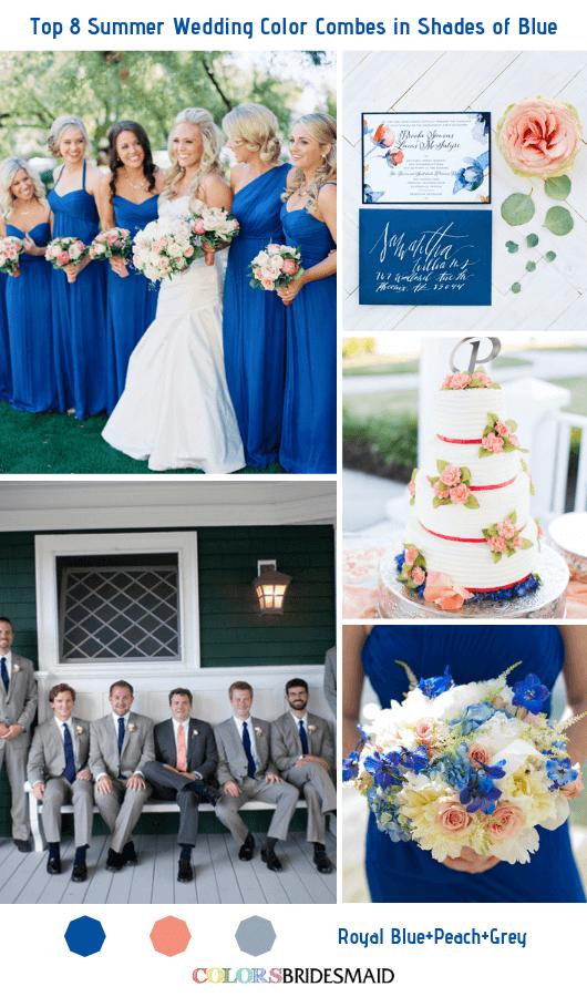 All 20 Summer Wedding Color Palettes Summer Wedding Colors