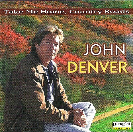 Take Me Home, Country Roads is one of five CD albums of the John