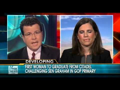 Nancy Mace (R) To Challenge Lindsay Graham (R) For His Senate Seat (8-5-13)