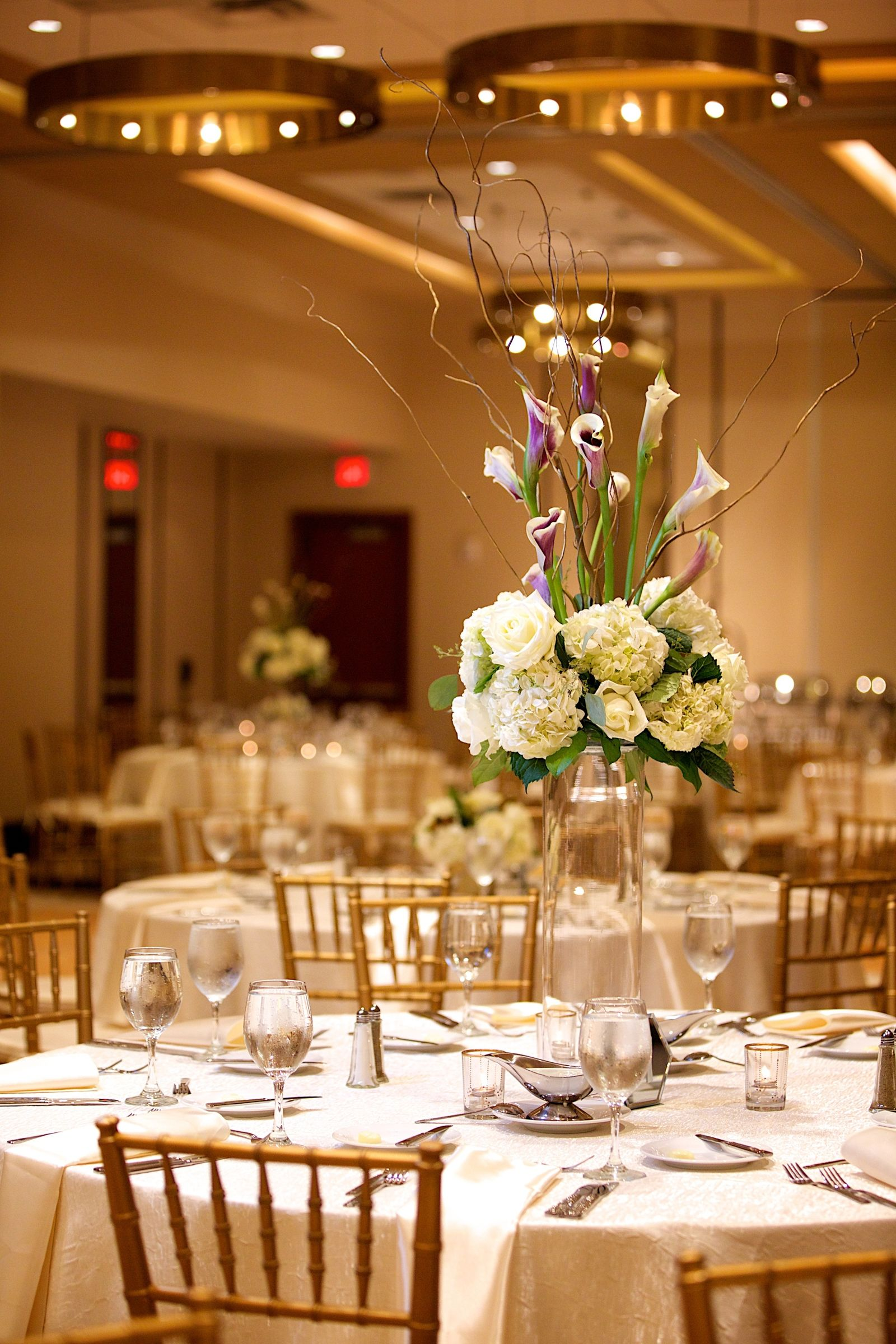 Wedding Reception at the Hilton Garden Inn Virginia Beach Oceanfront ...