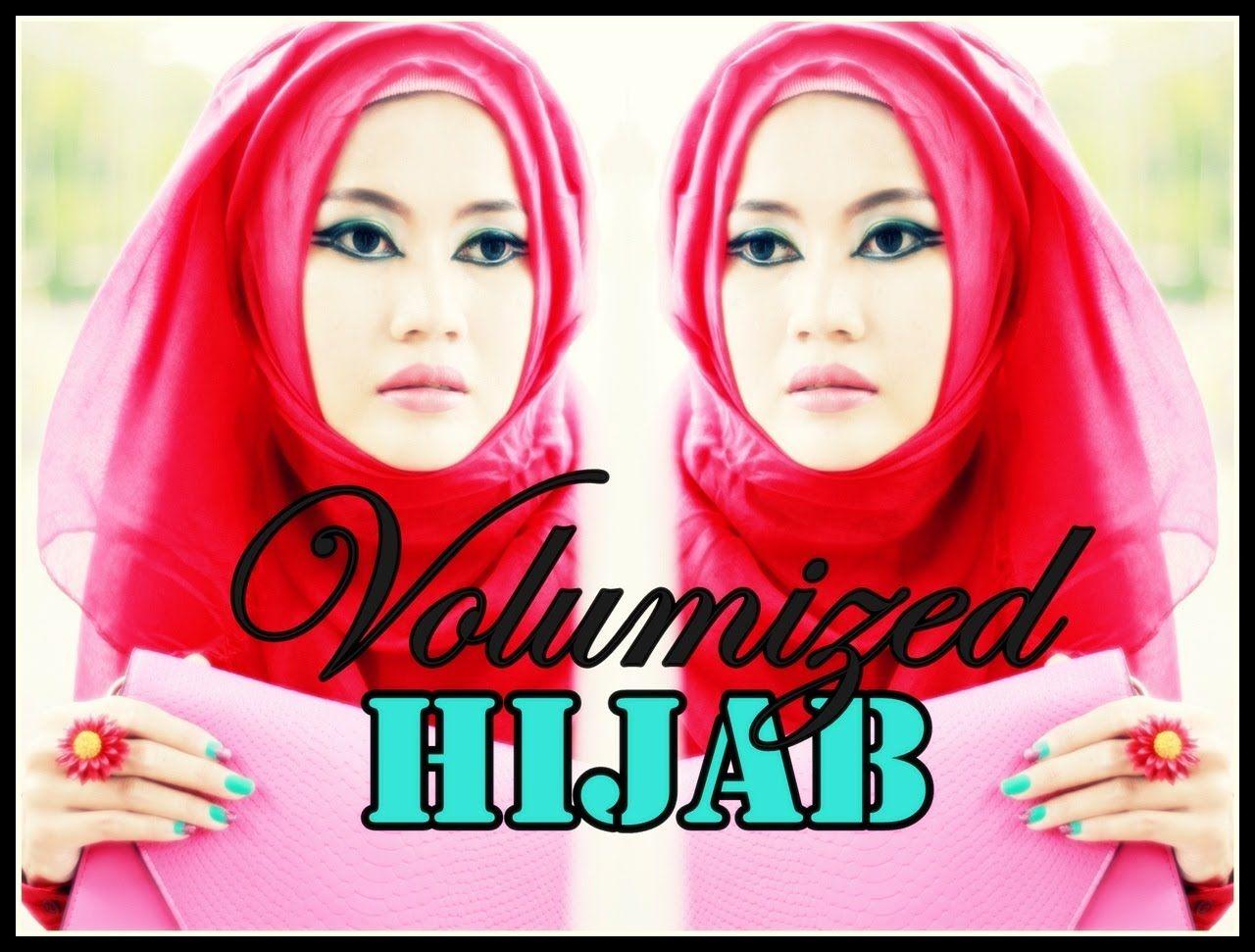 Tutorial Hijab Viscose Pashmina Untuk Pesta Harian 36 Hijab