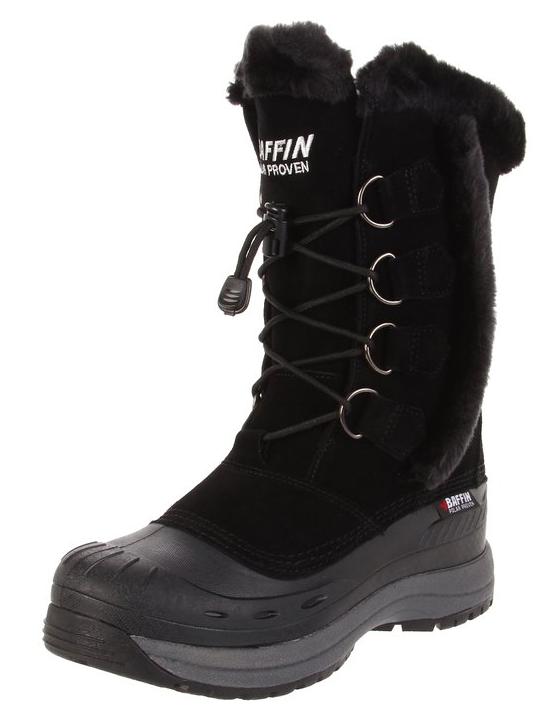 f9f21e47 Baffin Chloe Women's Insulated Winter Boot (Black) | Dream Closet ...
