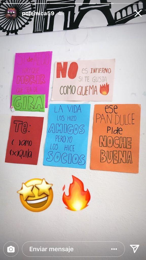 Pin De Pamela Aldrian En Carteles Fiestas Frases Egresados