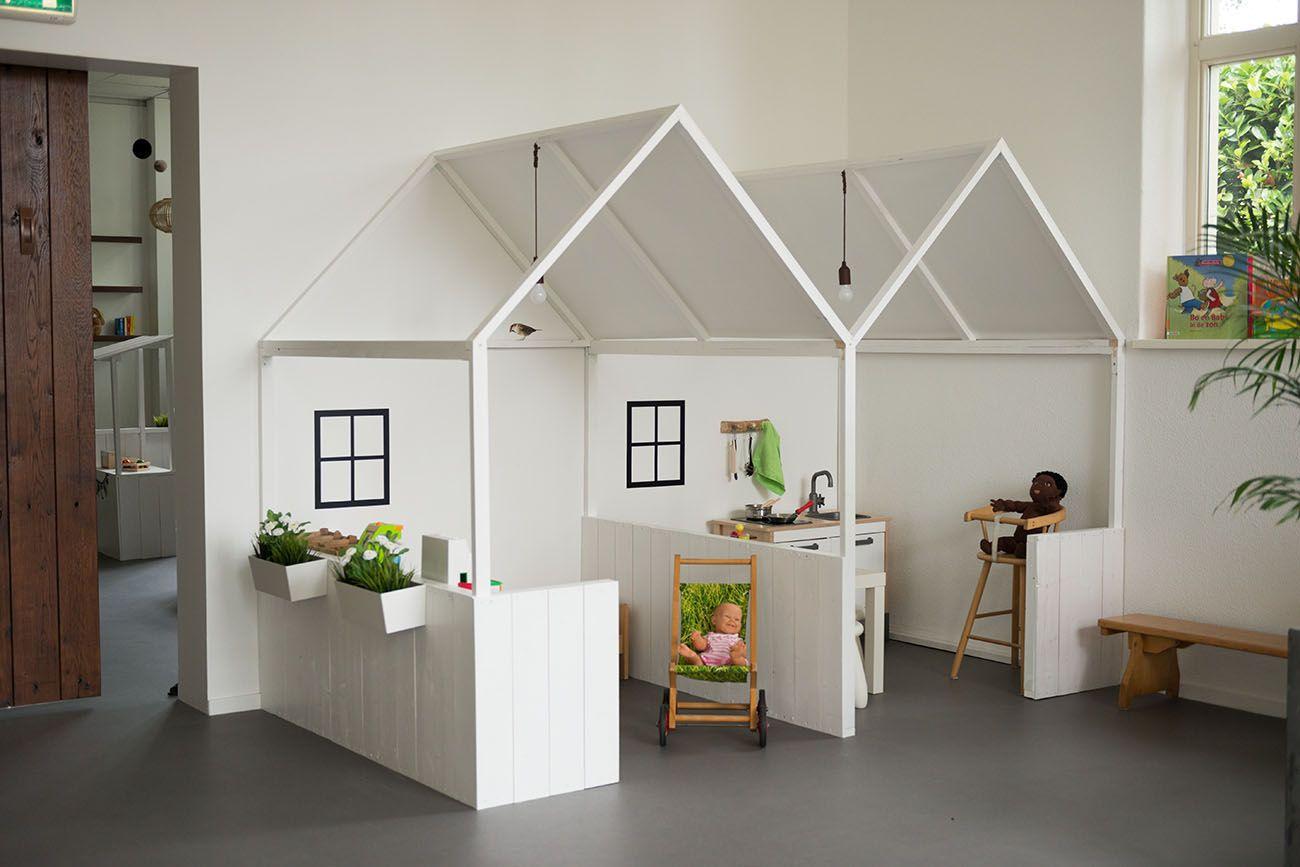 Minimam inrichting puur kinderopvang kinderkamer for Innenarchitektur und raumgestaltung