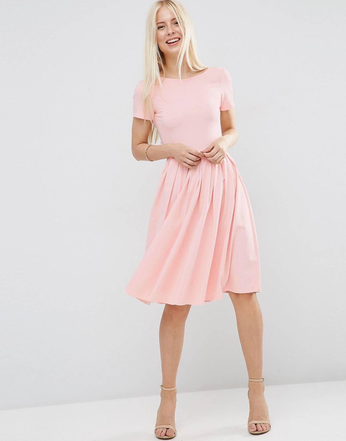 Bonito Vestidos De Dama Norwich Patrón - Colección del Vestido de la ...