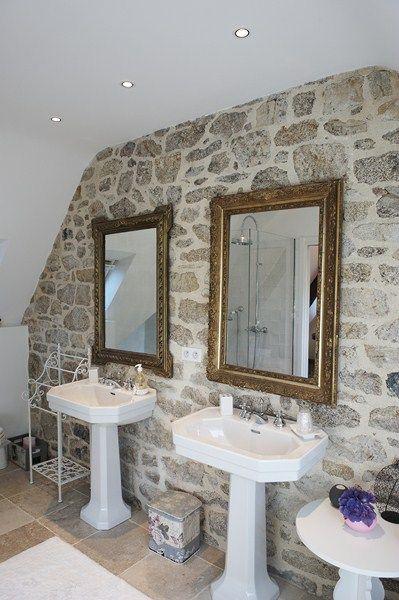 Chambre ouessant de la maison d 39 h tes de charme la ferme de kerscuntec en finistr re bretagne - Chambres d hotes ouessant ...