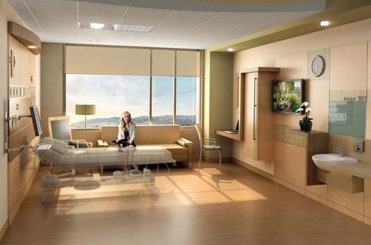 Key considerations in patient room design 2010 update for Apartment design considerations