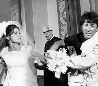 The Graduate Wedding Movies Movies Katherine Ross