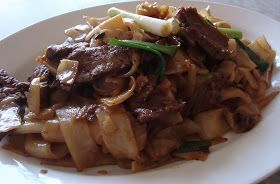Chinese Food Fix: Hong Kong Style Beef Chow Fun